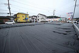 ・約41坪以上の土地 ・建築条件無し