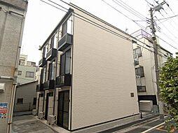 東京都江東区東砂5丁目の賃貸マンションの外観