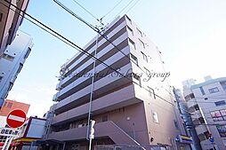 神奈川県茅ヶ崎市新栄町の賃貸マンションの外観