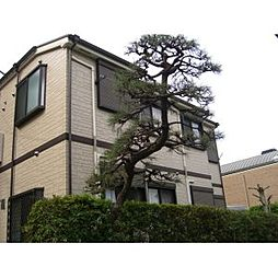 神奈川県横浜市磯子区森4の賃貸アパートの外観