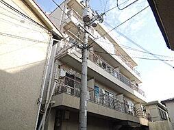 大阪府寝屋川市香里北之町の賃貸マンションの外観