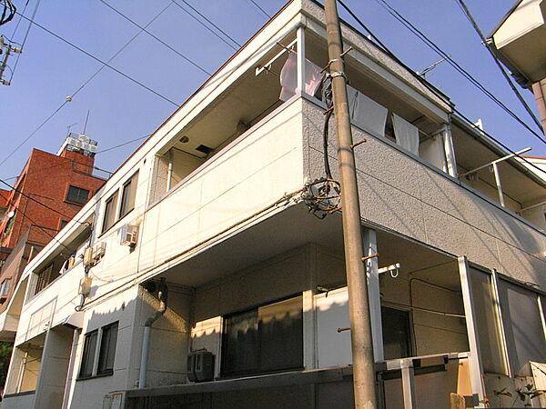 ハイツ福十 1階の賃貸【東京都 / 杉並区】