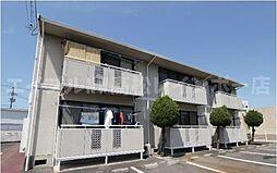 香川県高松市香川町川東上の賃貸アパートの外観