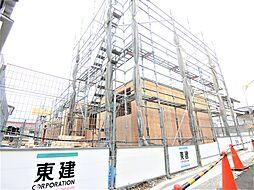 仮)金剛新築アパート[1階]の外観