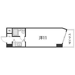 ダイアパレス栄公園[8階]の間取り