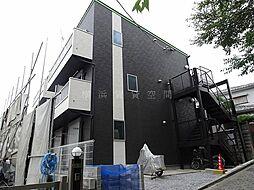 ラフィネス南太田[2階]の外観