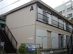 深田台ハイツA棟[203号室]の外観
