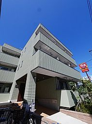 東京都品川区東大井4丁目の賃貸マンションの外観