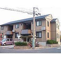 ソレイユ前田[2階]の外観