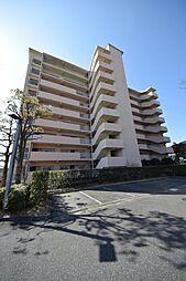 フレール六甲桜ヶ丘[4階]の外観