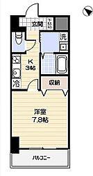 ファトーラ田園調布 bt[0102kk号室]の間取り