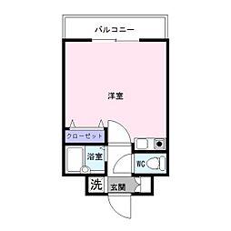 新橋ビル[3階]の間取り