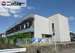 セゾンKOBAYASHI[2階]の外観