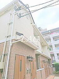 東京都北区神谷3丁目の賃貸アパートの外観