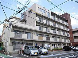 レジデンス山崎[1階]の外観