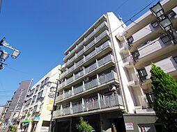 ヒルハウス コンフォートI[9階]の外観