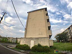 ビレッジハウス筑後2号棟[402号室]の外観