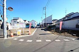 「ひばりヶ丘」駅徒歩10分の好立地