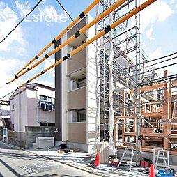 名古屋市営東山線 本陣駅 徒歩5分の賃貸アパート