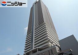 岐阜シティタワー43 スカイアークス 2307号[23階]の外観