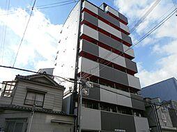 グランパシフィック堀江WEST[9階]の外観