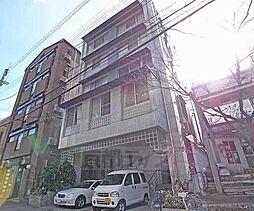 京都府京都市左京区北白川堂ノ前町の賃貸マンションの外観