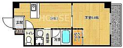 アンシャンテ[907号室号室]の間取り