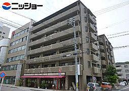 ファミーユDAISHIN[4階]の外観