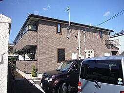 リーガルコート[2階]の外観