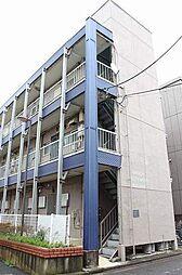 山一西亀有ビル[2階]の外観