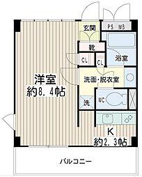 豊岡旭フーガ[2階]の間取り