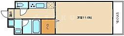 リオフレンテ[2階]の間取り