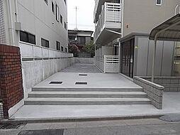 レオネクスト川口芝公園[1階]の外観