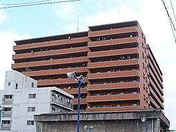 岡山県岡山市北区清輝橋4丁目の賃貸マンションの外観