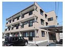 埼玉県上尾市原新町の賃貸アパートの外観