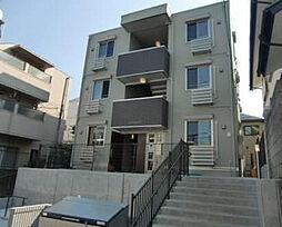 神奈川県川崎市宮前区宮崎1丁目の賃貸アパートの外観