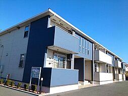 静岡県浜松市北区三方原町の賃貸アパートの外観