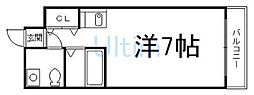 第3藤岡マンション[4階]の間取り