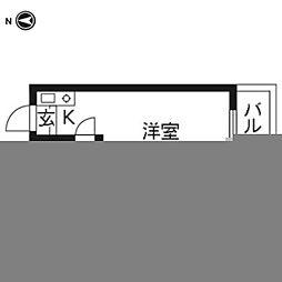 山陰本線 二条駅 徒歩12分