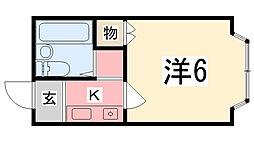 西飾磨駅 2.5万円