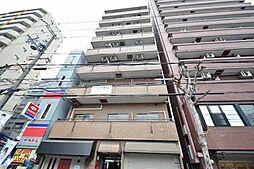 プレミール北堀江[5階]の外観