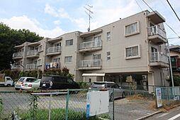 竹丘パークハイム[3階]の外観