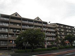 神奈川県横浜市中区本牧和田の賃貸マンションの外観