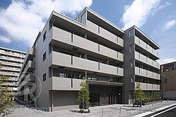 東京都大田区東六郷3丁目の賃貸マンションの外観