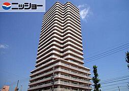 アンビックス志賀ストリートタワー[3階]の外観