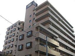 埼玉県川口市幸町3丁目の賃貸マンションの外観