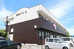 東信ハイツE[1階]の外観