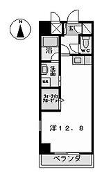 メゾンドプランタン (メゾンドプランタン)[6階]の間取り