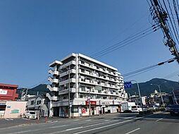 神岳第一ハイツ[5階]の外観