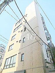 木ビル[2階]の外観